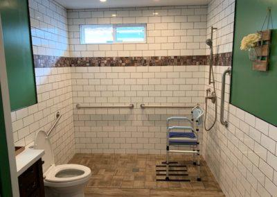 Bathroom at South Bay Memory Care