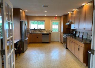 Kitchen at South Bay Memory Care